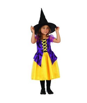 Magicoo Heksen kostuum voor peuters (92-104)