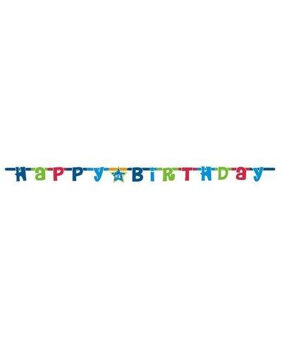 Magicoo Blauwe verjaardags slinger