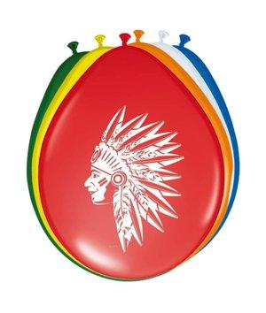 Magicoo Indianen party ballonnen