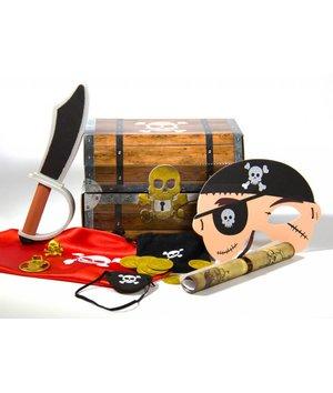 Magicoo Piraten schatkist voor kinderen