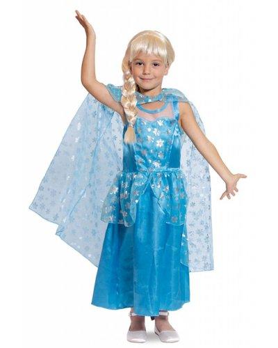 Magicoo Ijsprinsesje prinsessenjurk