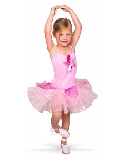 Magicoo Roze ballerina jurk