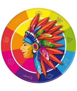 Magicoo Indianen party borden