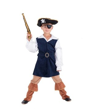 Magicoo Piratenpak Luxe kinderen