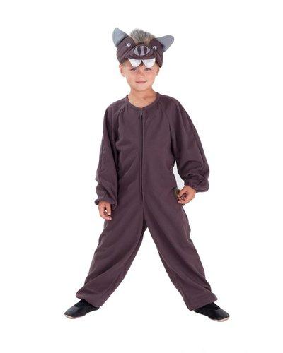 Magicoo Wild zwijn kostuum kind