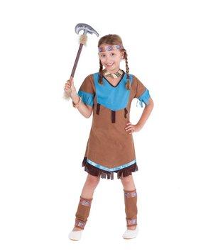 Magicoo Indianenpak voor meisjes sioux