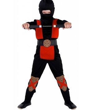 Magicoo Ninja kostuum kind