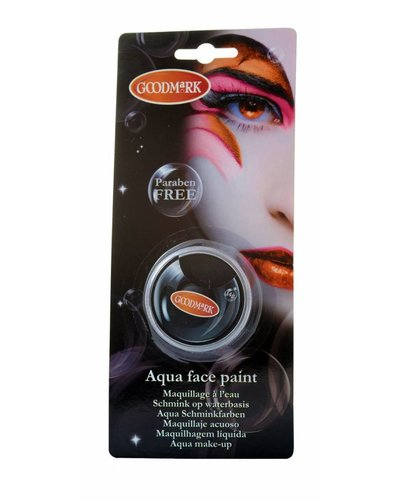 Magicoo Aqua make-up zwart
