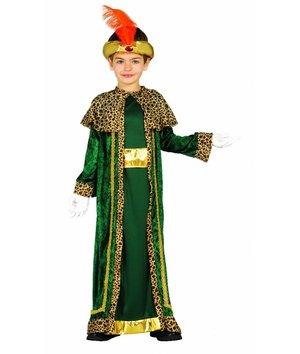 Magicoo Koning kostuum voor kinderen  Caspar