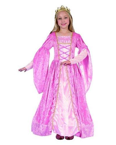 Magicoo Roze prinsessenjurk meisjes