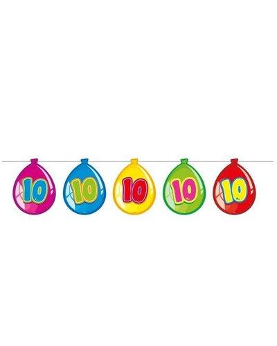 Magicoo Verjaardags slingers 10 jaar