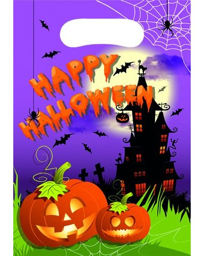 Magicoo Halloween party uitdeelzakjes