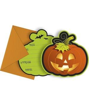 Magicoo Halloween party uitnodigingen