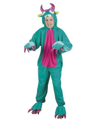 Magicoo Monster kostuum kinderen pluche