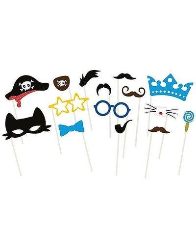 Magicoo Foto accesoires voor een piratenparty