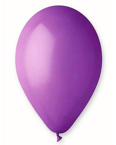 Magicoo Lila premium ballonnen - 5 stuk