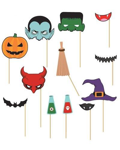 Magicoo Foto accesoires voor een halloweenparty