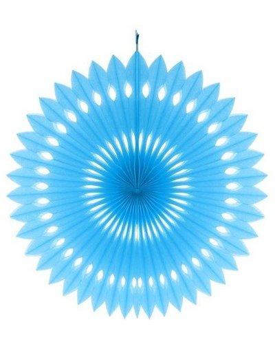 Magicoo Papieren waaier blauw