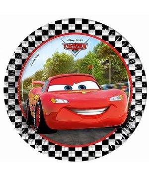 "Magicoo Partyborden ""Cars"" - 8 stuk"