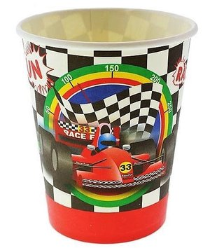 """Magicoo Partybekers """"Auto's-Formule 1"""""""