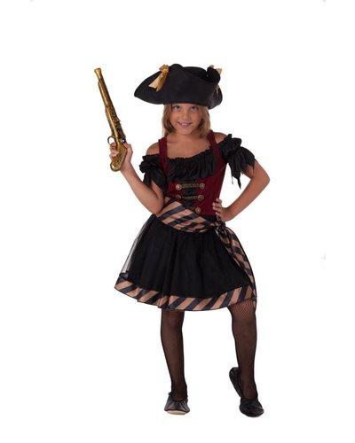 Magicoo Luxe piratenjurk meisjes