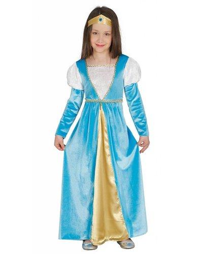 Magicoo Middeleeuwse koninginnen jurk