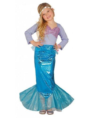 Magicoo Zeemeermin jurk kind