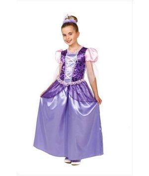 Magicoo Lila roze violet prinsessenjurk meisjes