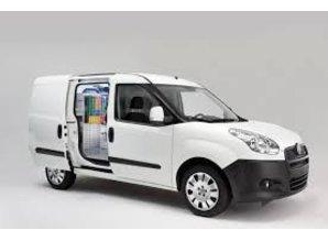 Fiat Doblo en Doblo Maxi bumperbescherming