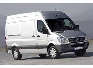 Mercedes Sprinter buperbescherming