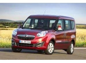 Opel Combo bumperbescherming