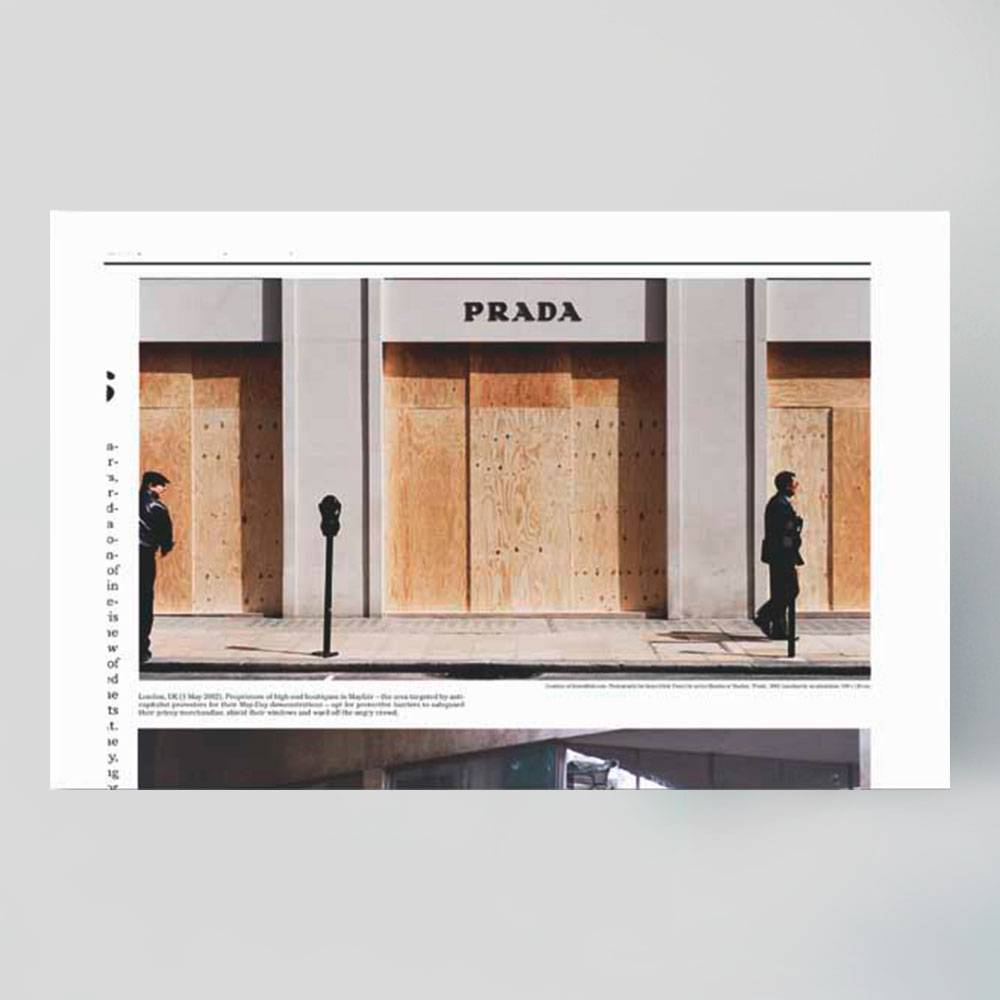 Forefront: The Culture of Shop Window Design - Frame store