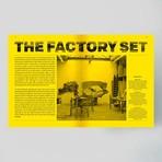Frame Publishers The Factory Set: Ron van der Ende