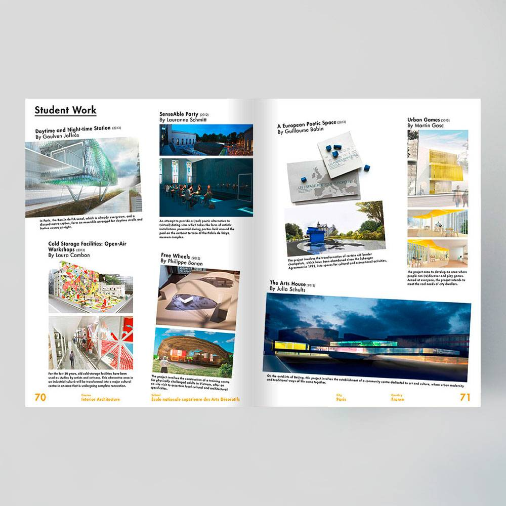 Frame Publishers Masterclass Interior Design Guide To The Worlds Leading Graduate Schools