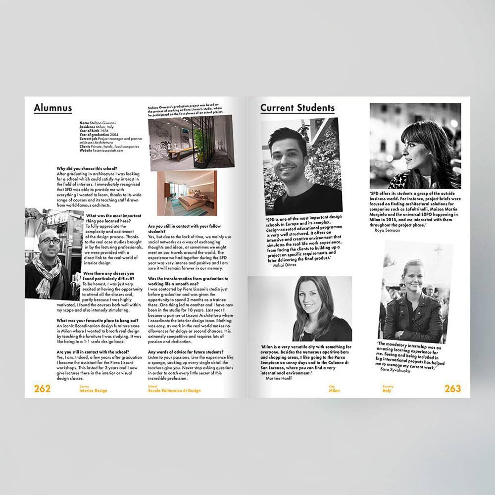 Masterclass Interior Design Guide To The Worlds Leading Graduate Schools
