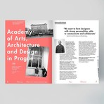 Frame Publishers Masterclass Graphic Design: Guide to the World's Leading Graduate Schools