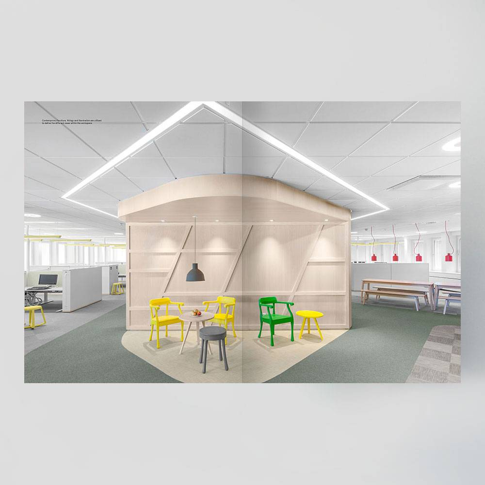 Frame Publishers The Other Office 2 Creative Workplace Design