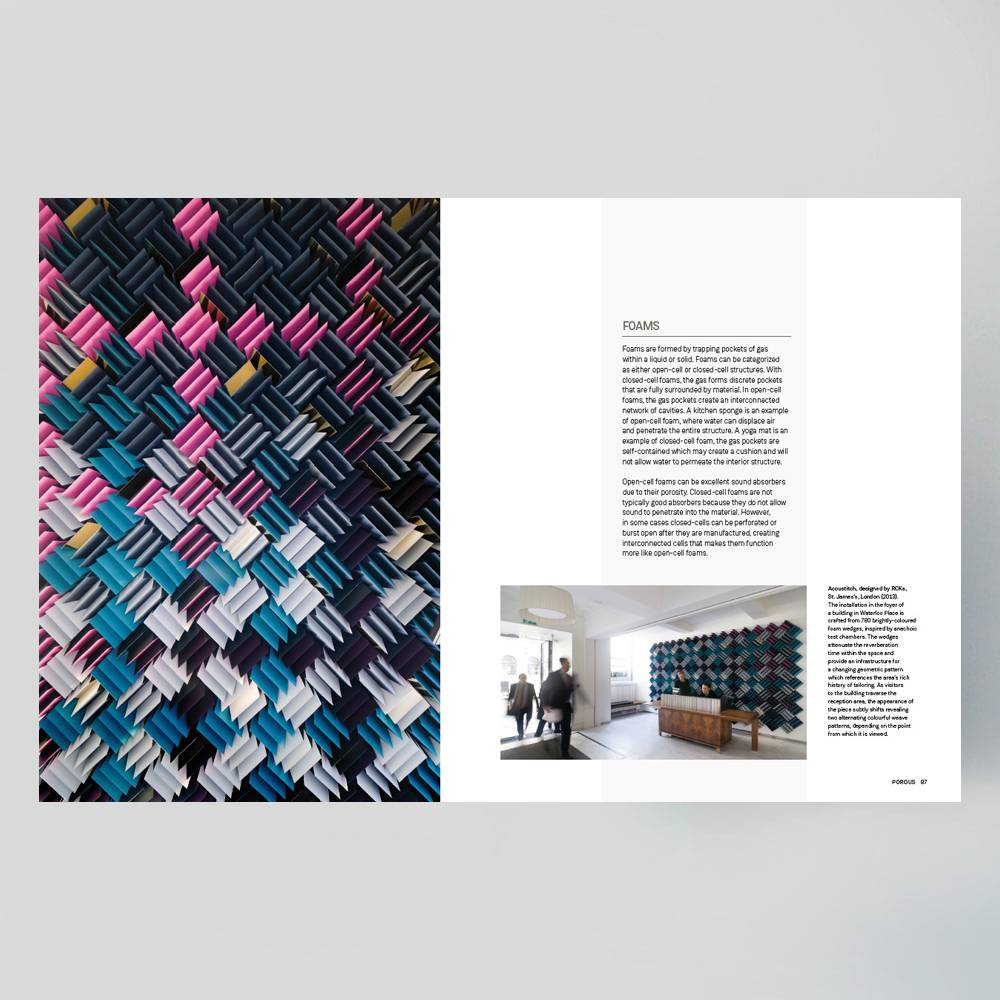 frame publishers sound materials