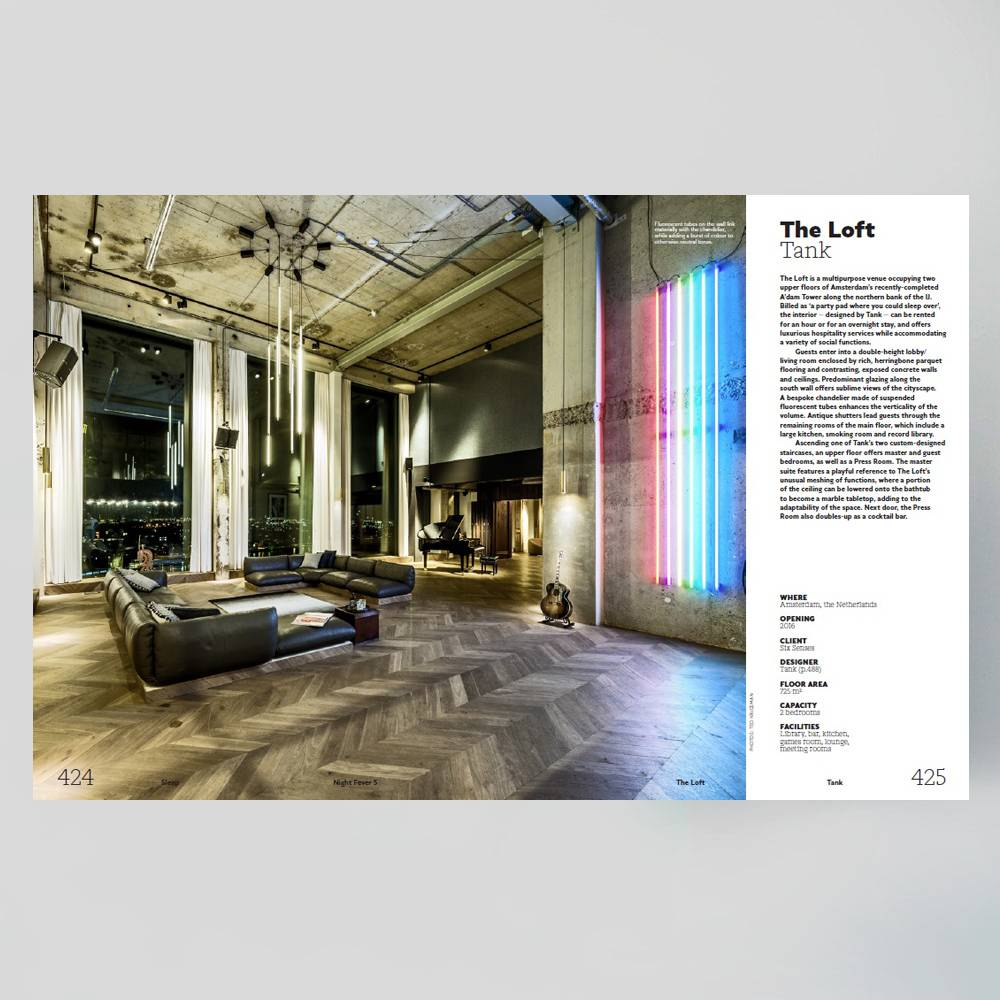 Frame Publishers Night Fever 5 Hospitality Design