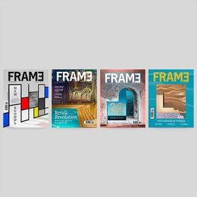 Frame Publishers Frame #114 – #117 Bundle 1