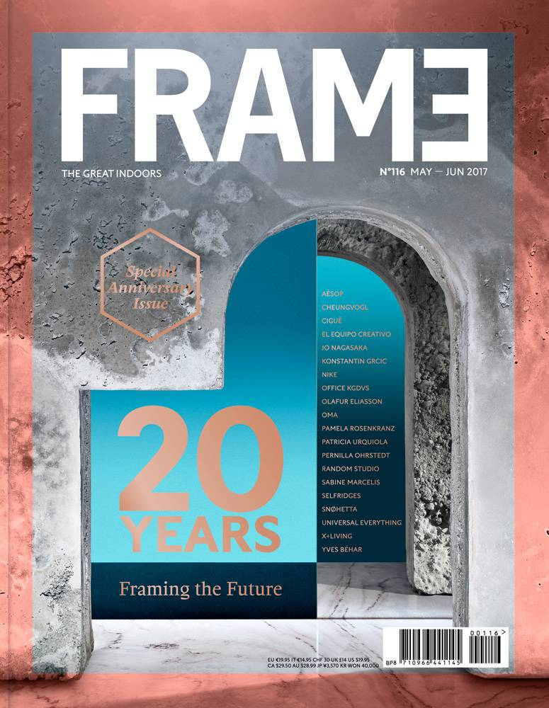 Frame Magazine #116 May/Jun 2017 - Frame store