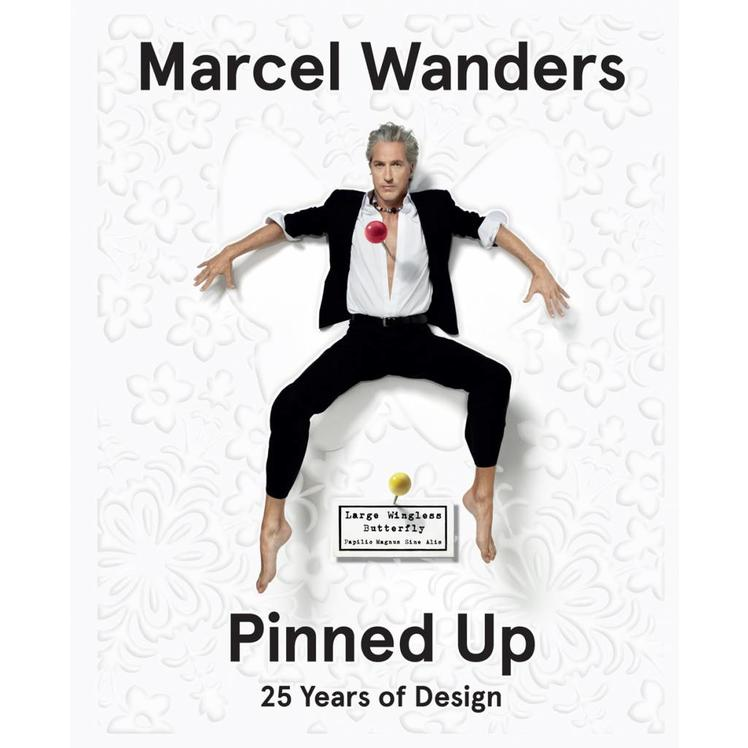 Marcel Wanders Pinned Up (EN): 25 Years of Design