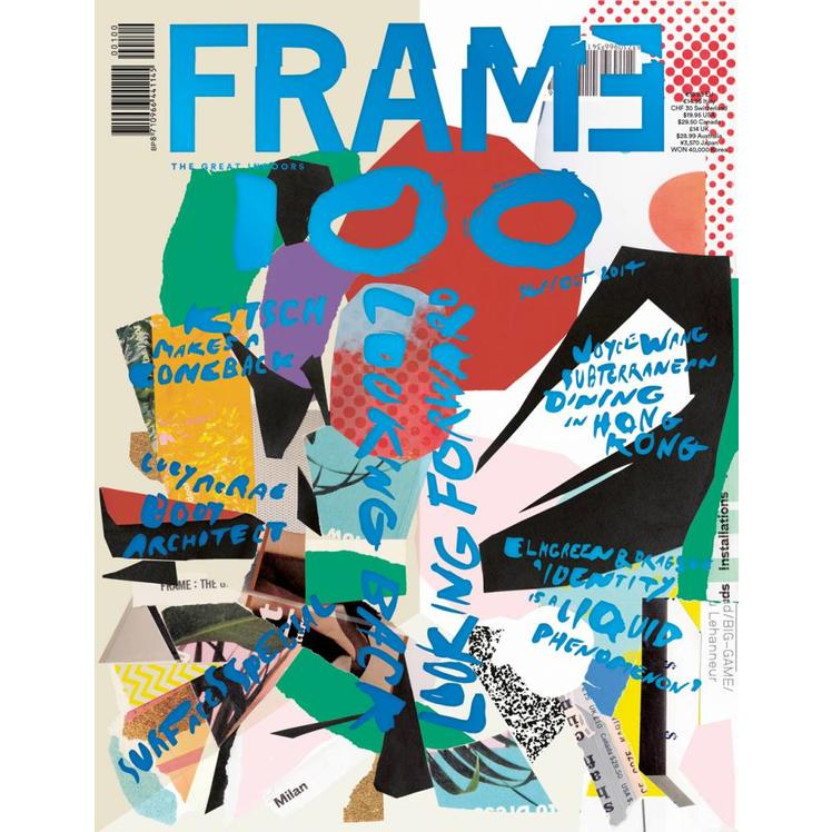 Frame #100 Sep/Oct 2014