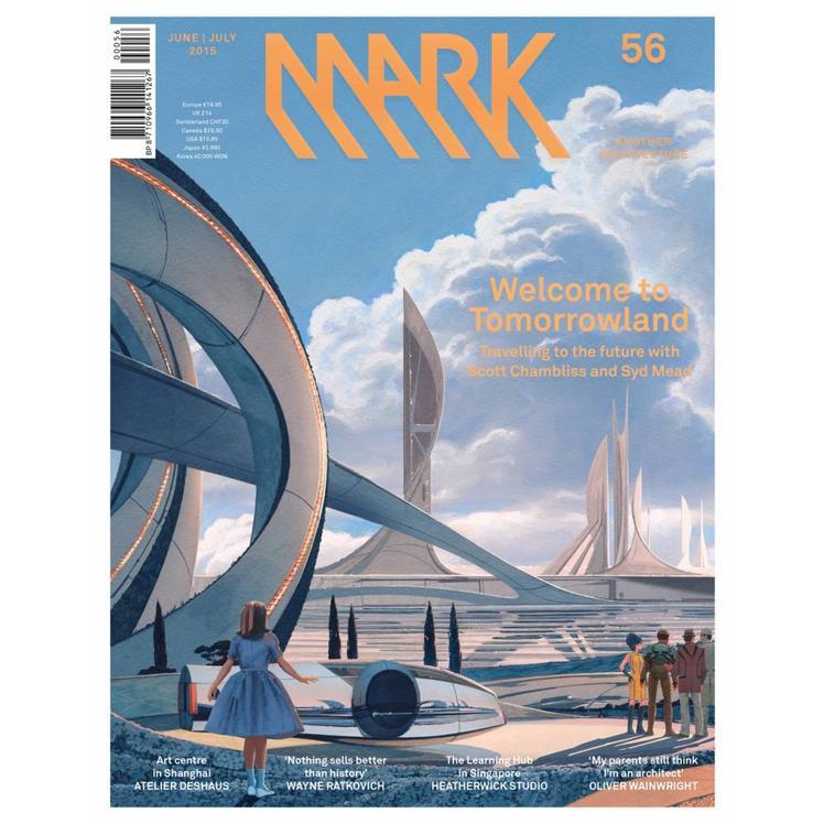 Mark #56 Jun/Jul 2015
