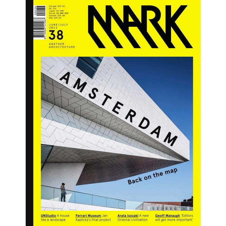 Mark #38 Jun/Jul 2012