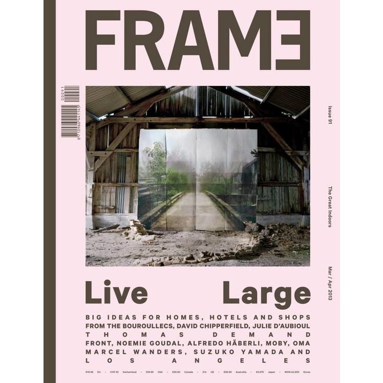 Frame #91 Mar/Apr 2013