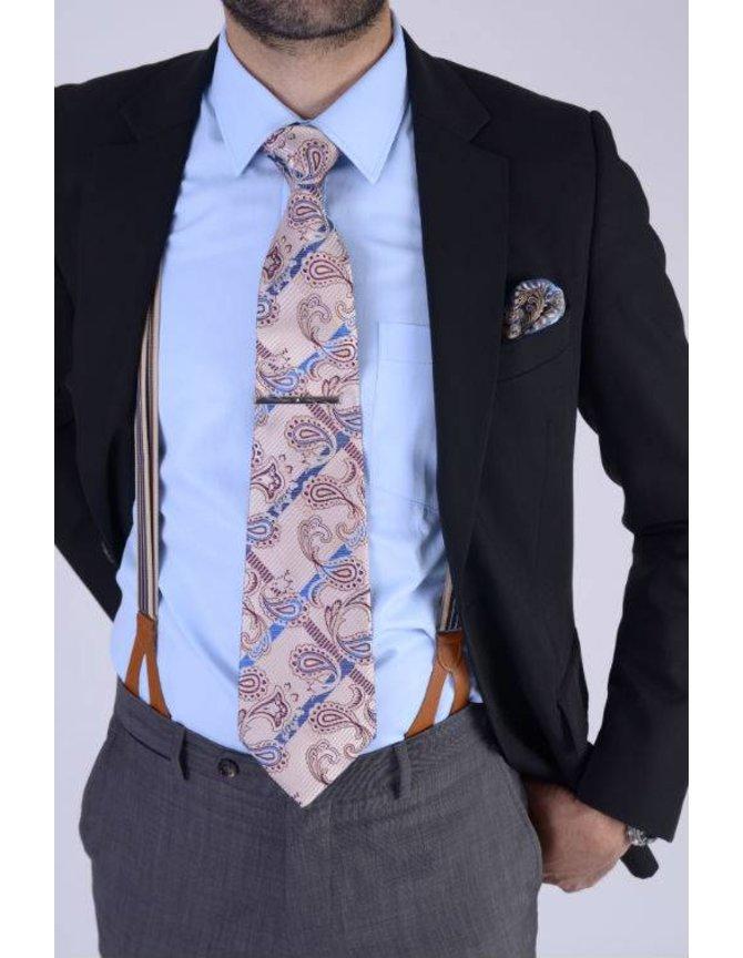Luxe Tie Clip met Zirkonia kopen