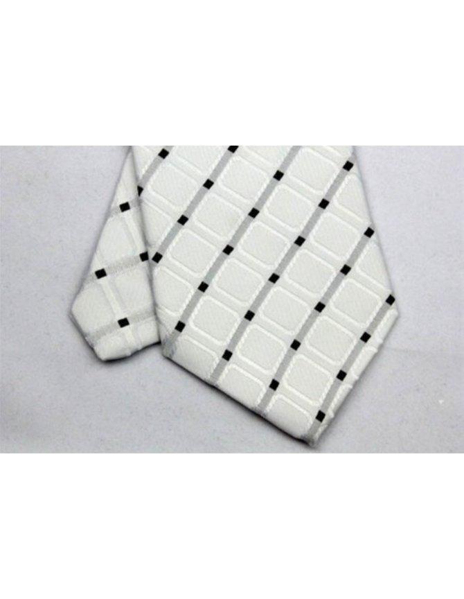Tie white squares kopen
