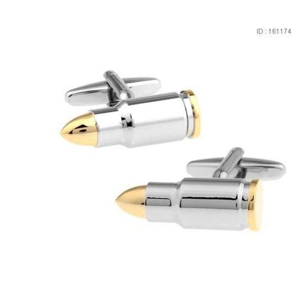 Bullet Cufflinks in het