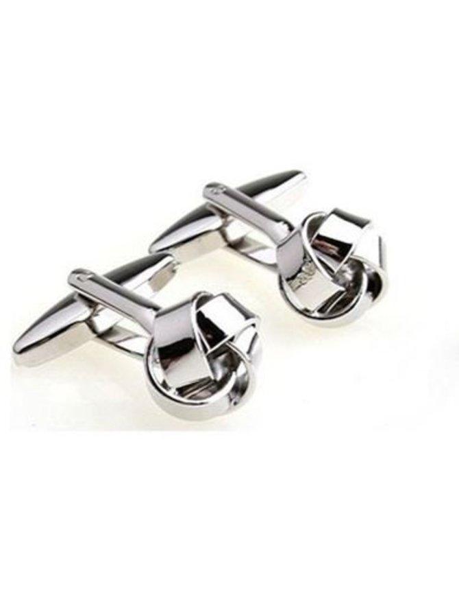 Stainless Steel Knot Cufflinks kopen